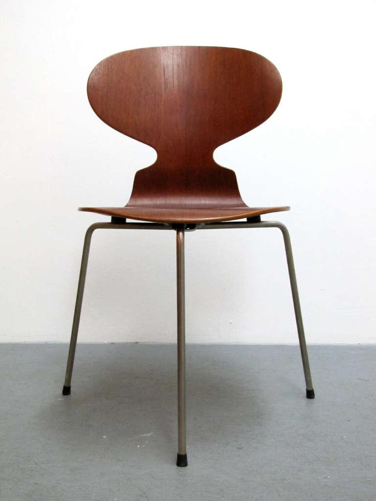 Ant stoel Arne Jacobsen