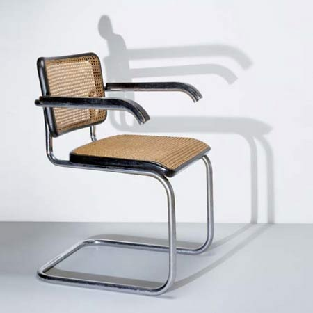 b32 en b64 stoel marcel breuer. Black Bedroom Furniture Sets. Home Design Ideas