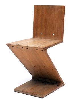 Gerrit Rietveld Zigzagstoel