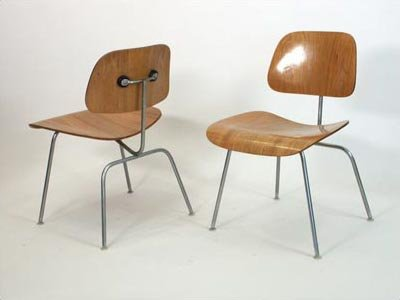 Lounge Stoel Eames.Old Eames Chair Repair Slight Restoration Woodworking