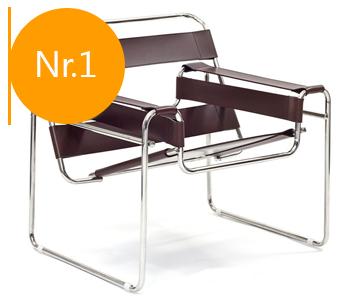 Wassiliy design stoel