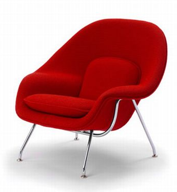 Womb chair Eero Saarinen