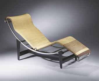 Le Corbusier Chaise longue b306